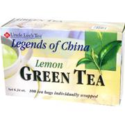 Lemon Green Tea Legends of China -