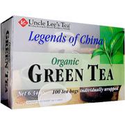 Tea Legend Of China Organic Green -