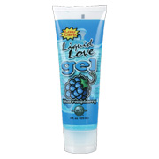 Blue Raspberry Liquid Love Gel -