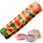 Life Super Savers Condoms -