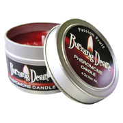 Candles Burning Desire Passion Fruit -