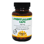 L-Phenylalanine Caps 500 mg -
