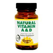 Vitamin A & D -