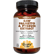 Saw Palmetto & Pygeum Extract -