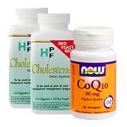 Buy 2 Cholestene Get 1 CoQ10 30 mg Free -