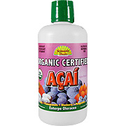 Organic Certified Acai Juice Blend -