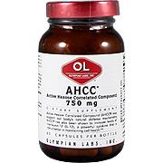 AHCC 750mg -