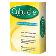 Culturelle Probiotic with Lactobacillus GG -