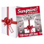 Surprise I Am The Present -