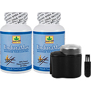 Buy 2 Endurmax & Get 1 Disposable Battery Razor for FREE -