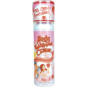Body Whipped Creme Strawberry Flavored with Candy Sprinkles - 