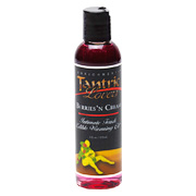 Intimate Touch Edible Warming Oil Berries'n Cream -