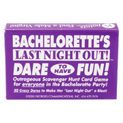 Bachelorette's Last Night Out -