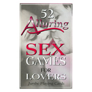 52 Alluring Sex Games For Lovers -