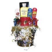 Wet Holiday Basket -