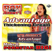 Ron Jeremy's Advantage Thickening Cream -