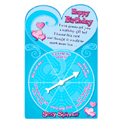 Sexy Spinner Birthday -