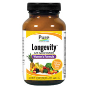 Longevity Multiple for Women -