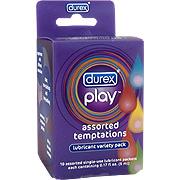 Durex Play Assorted Temptations -