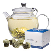 Snow Dance Teaposies Gift Set - 