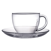 Tea For More Cup & Saucer -
