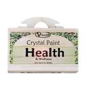 Health Crystal Paint Kit -