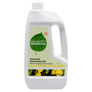Lemon Dishwashing Gel - 