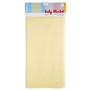 Yellow Baby Blanket -