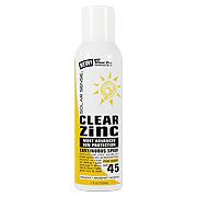 Clear Zinc SPF 45 -