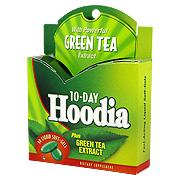 10 Day Hoodia Plus Green Tea Extract -