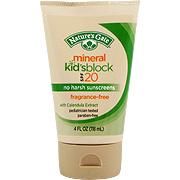 Mineral Kid's Sun Block SPF 20 -