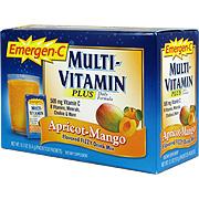 Emergen-C Adult Multi-Vitamin Formula Apricot Mango -