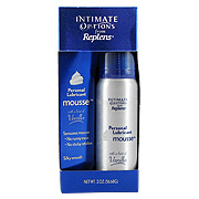 Intimate Options Personal Lubricant Mousse -