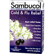 Sambucol Cold & Flu Relief -