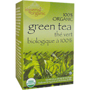 Imperial Organic 100% Organic Green Tea -
