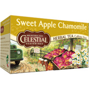 Sweet Clementine Chamomile Organic Herbal Tea -