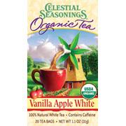 Vanilla White Organic Tea -