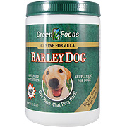 Barley Dog -