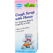 Cough Syrup with Honey for Children -