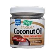Coconut Oil-Extra Virgin Organic -