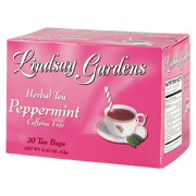 Herbal Tea Peppermint Caffeine Tea -