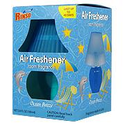 Air Freshener Ocean Breeze -