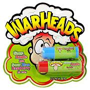 Warheads Lip Balm Sour Apple & Sour Blue Raspberry -