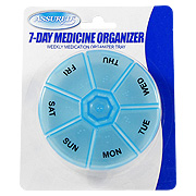 7 Day Medicine Organizer -