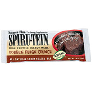 Double Fudge Crunch Spirutein -