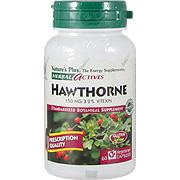 Herbal Actives English Hawthorne 150 mg -