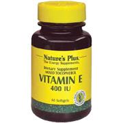 Vitamin E 400 IU Mixed Tocopherol -