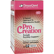 ProCreation Female Fertility Support -