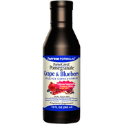 Pomegranate Grape & Blueberry Juice -