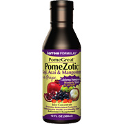 Pomezotic with Grape, Goji, Acai, and Mangosteen -